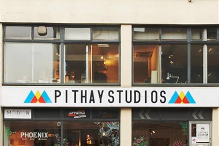 Pithay Studios Bristol