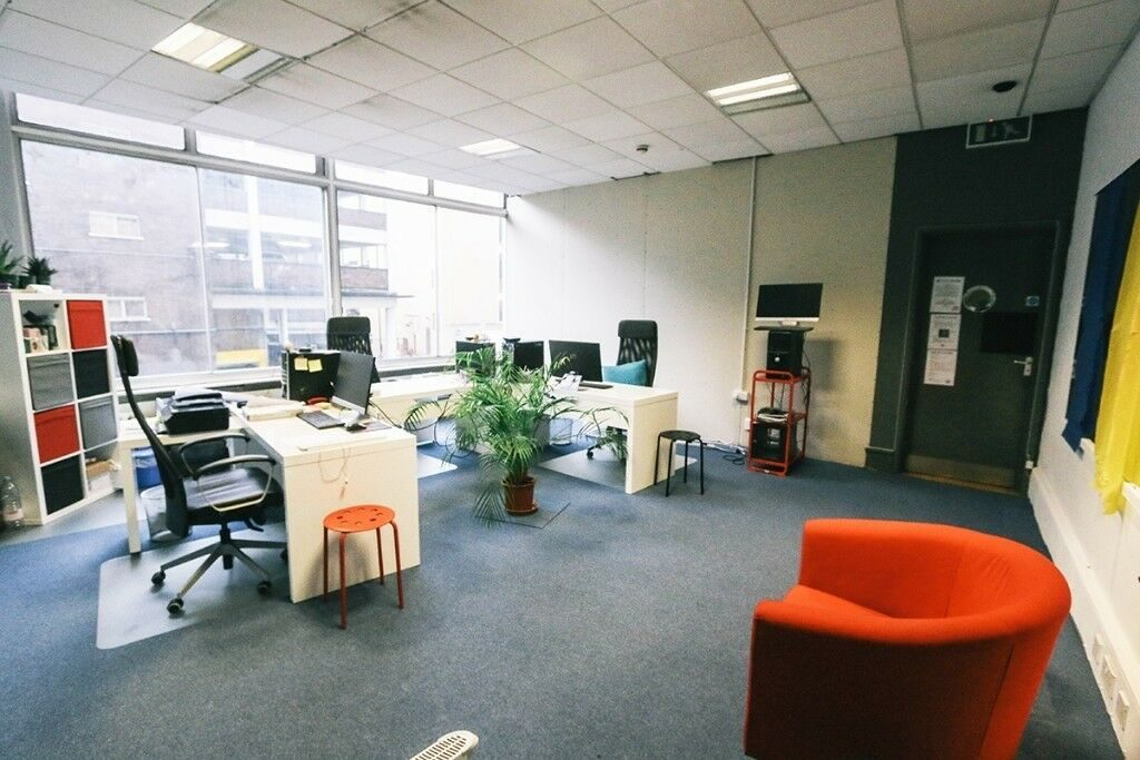 Pithay Studios interior